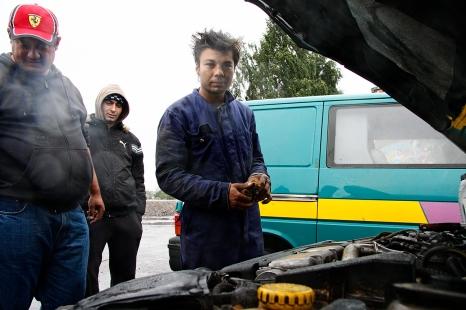 018-15-Romanileiri-KukkaRanta-AUTONKORJAAJAT