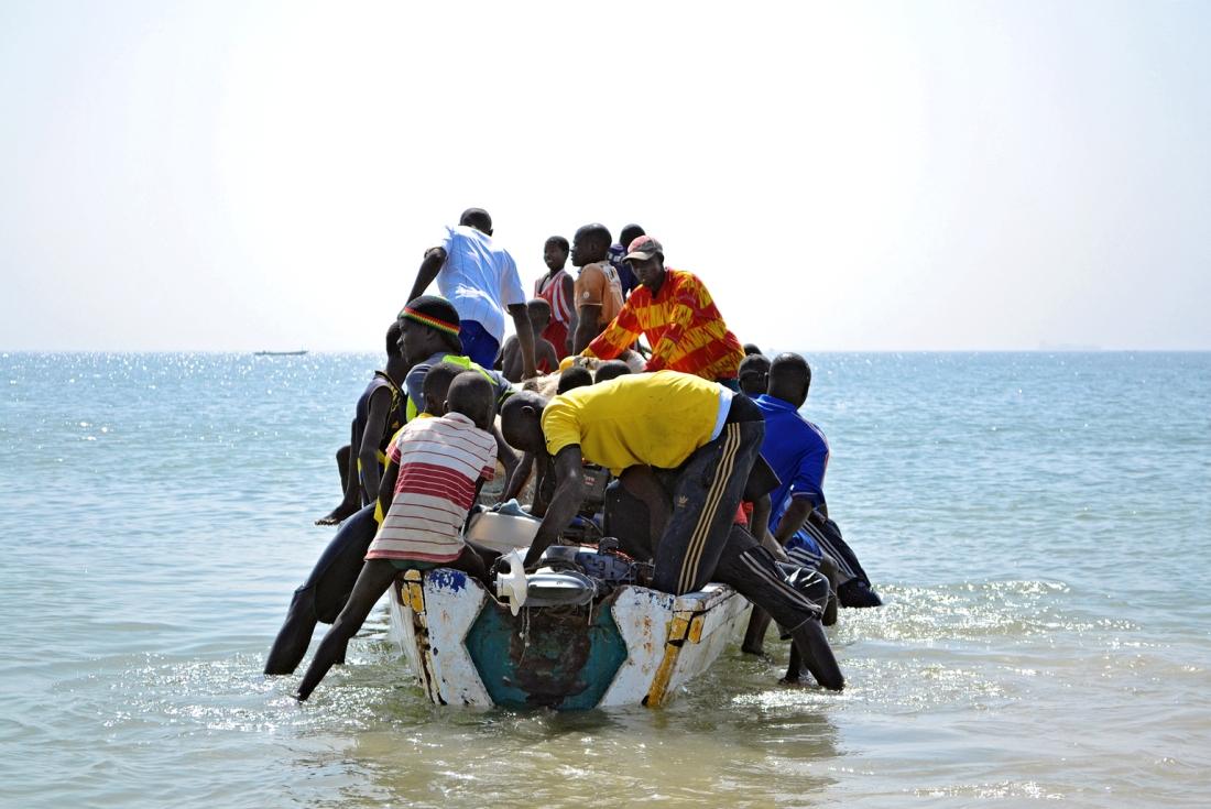 Senegal, Dakar, Petit MBao, 2012.