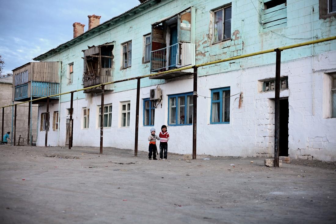 Shetpe, Kazakhstan 2012.