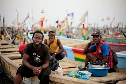 Ghana, 2013.