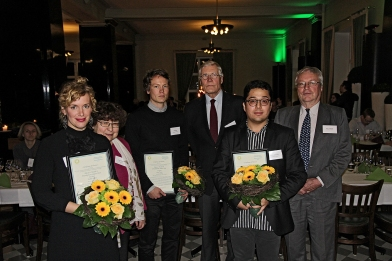 Master's Award in Development Studies 2014