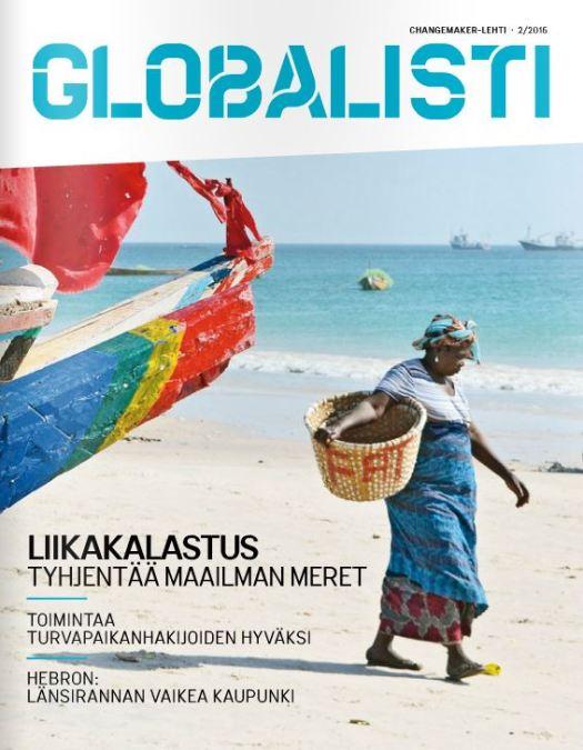 Globalisti_2016_2_kansi-KuvaKukkaRanta