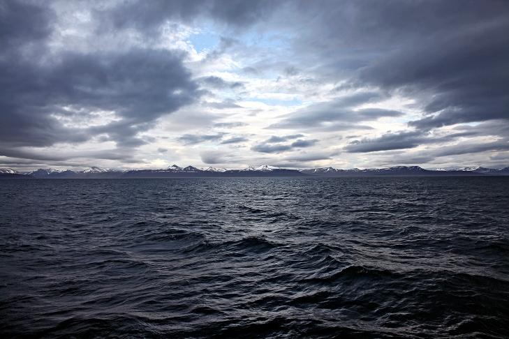 Maailman Kuvalehti 1/2017, Arktinen kädenvääntö
