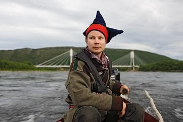 """Yle 24.9.2017, Saamelaisnuoret perustivat kapinasaaren, jossa ei Suomen ja Norjan sana määrää – """"Olemme valmiita menemään niin pitkälle kuin mahdollista"""""""