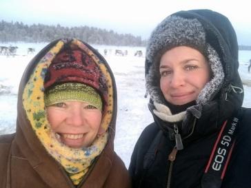 Muddusjärven paliskunta, Inari 2018